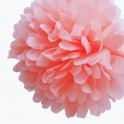 Pompon perlasto rozi