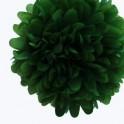 Pompon tamno zeleni