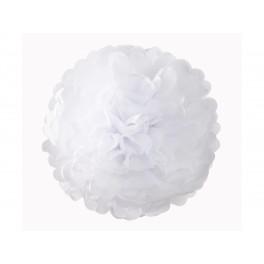 Pompon perlasto bijeli