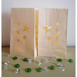 Papirnata lanterna zvijezde