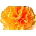 Pompon narančasto žuti